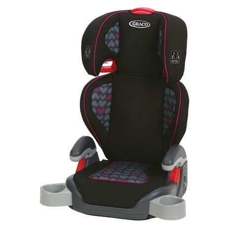 Graco Turbobooster Highback Youth Booster Seat Angie Pink Graco Booster Seat Baby Car Seats