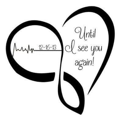 Until I See You Again Tattoos Pinterest Tattoos Remembrance