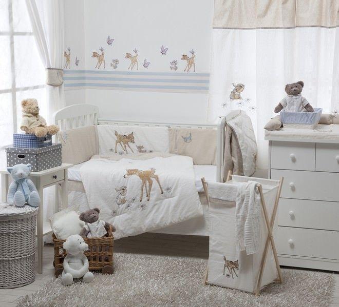 Dearest Bambi Disney Baby Bedding Set Pinterest Bed