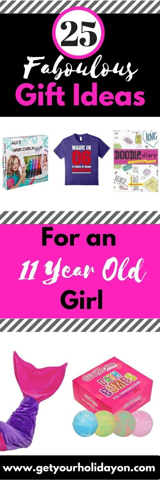 Stuck For Ideas And Clueless On What To Get As A Gift An 11 Year Old Girl I Have Been There Needed Too Was Envisioning Something