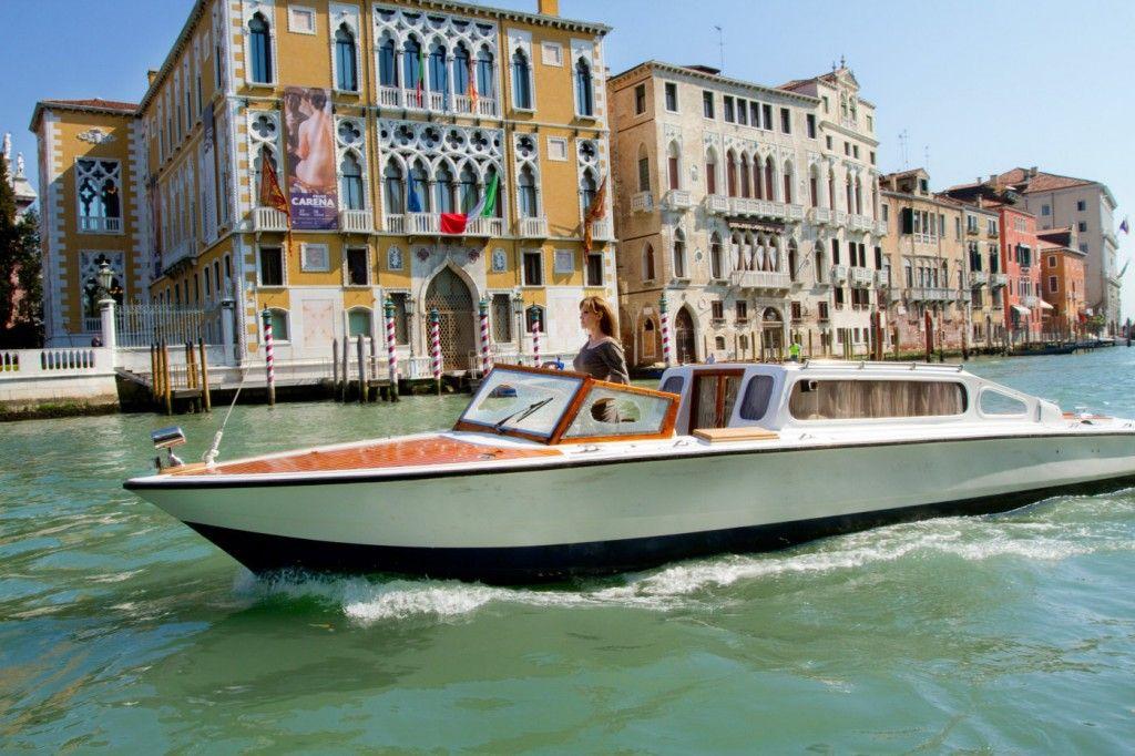 Venice, The Tourist style