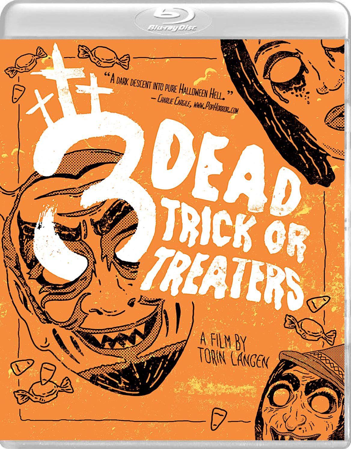3 DEAD TRICK OR TREATERS BLURAY (VIDEONOMICON) Trick or