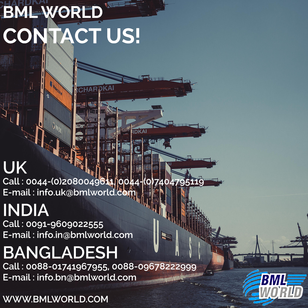 BML WORLD Best Freight Solutions for Road, Air and Sea