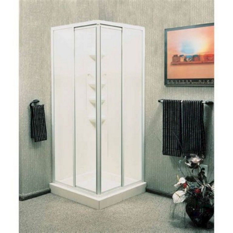10 Beautiful Shower Kits Ideas For Small Bathrooms Shower Stall