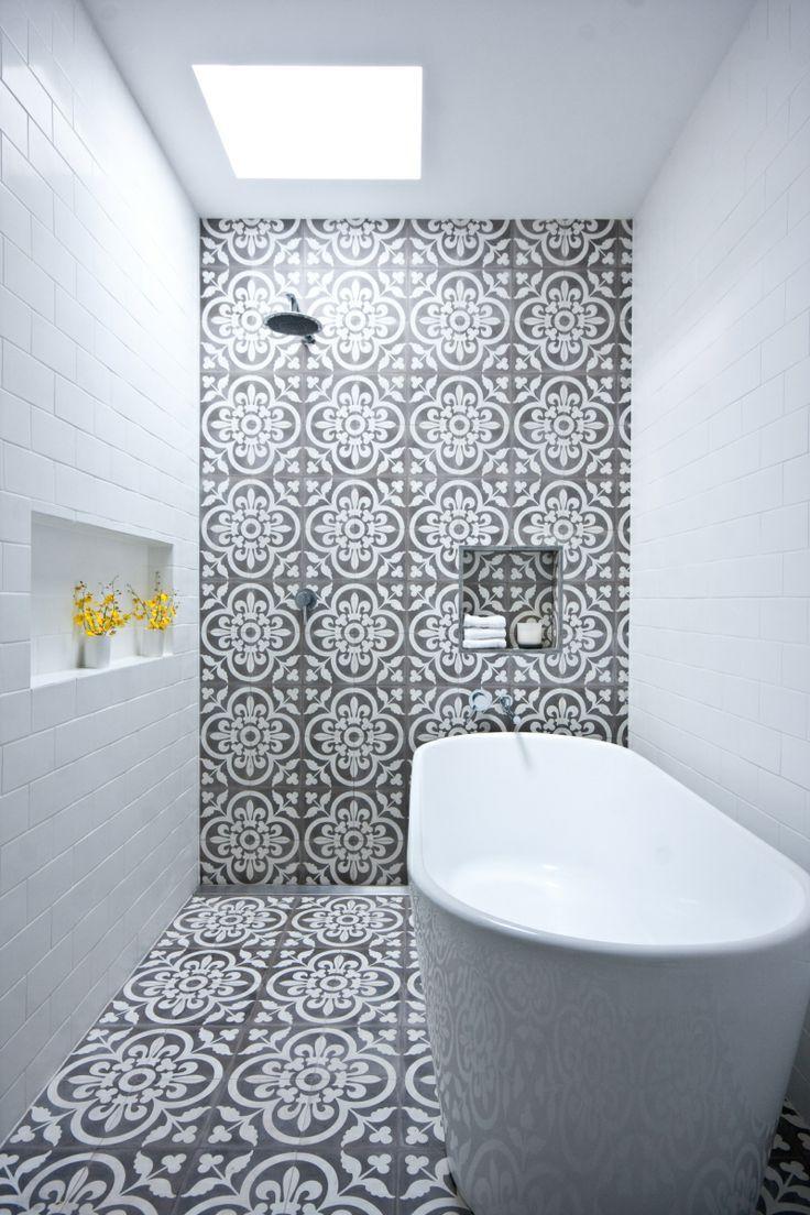 Afbeeldingsresultaat voor portugese tegels badkamer | small bathroom ...