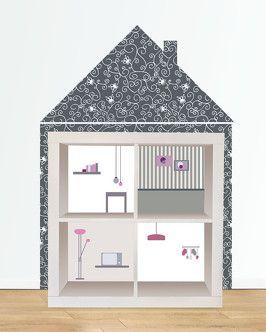 Limmaland Kleine Möbel Villa #DIY #IKEA Hack #Kids #Expedit #Kallax