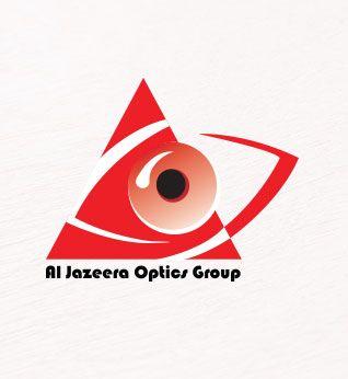 Al Jazeera Optics Group Logo Design Logo Design Professional