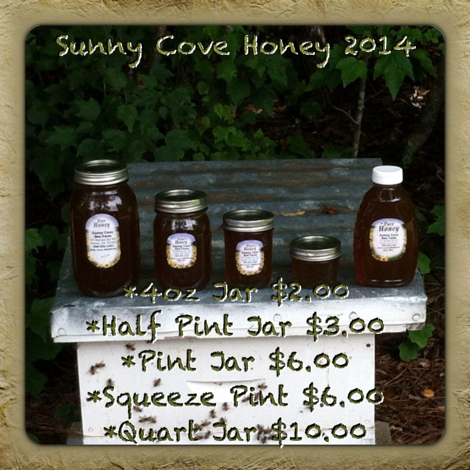 Pin by Stephanie Stewart on Honey Bees Pint jars, Jar, Food