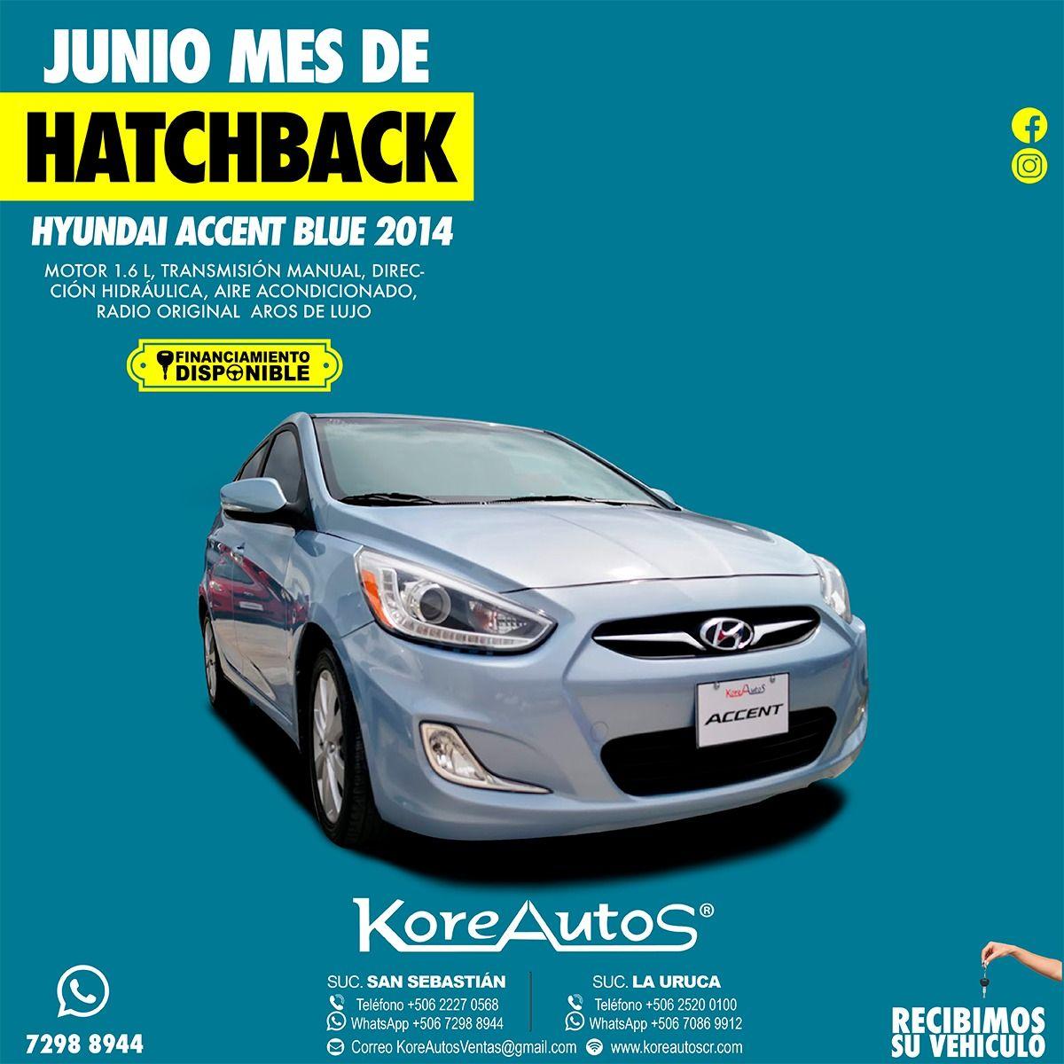 Hatchback Motor 1.6L Transmisión Manual Dirección