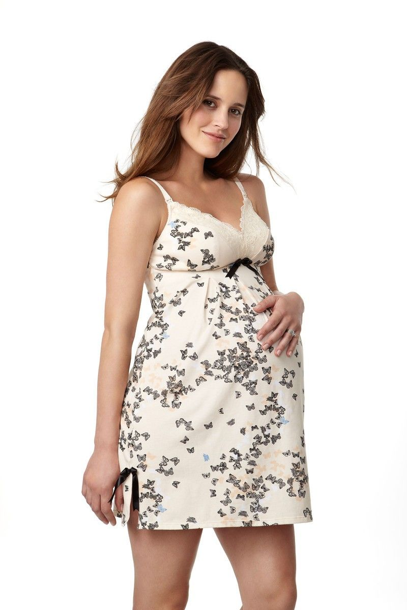 4ec44392be7 Pretty and Sexy Nightie - Hotmilk Silhouette Maternity and Nursing Nightie  only £34.50