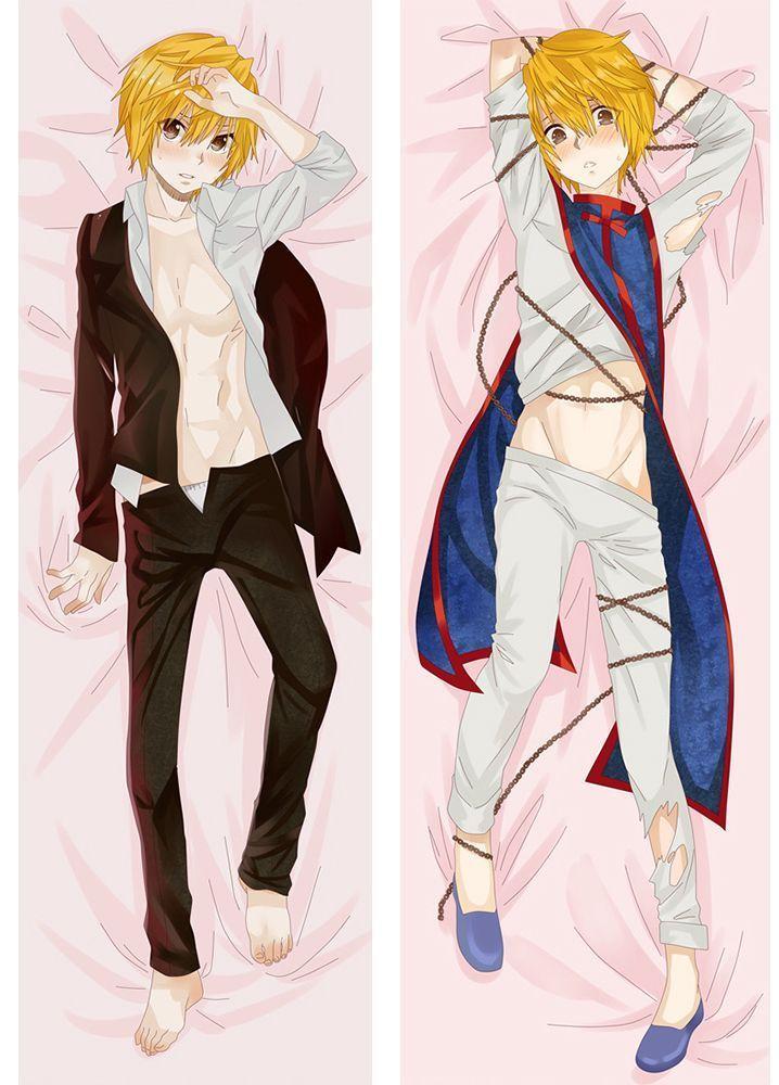 Hunter x Hunter Hisoka Csai Dakimakura Hugging Body Pillow Case Cover