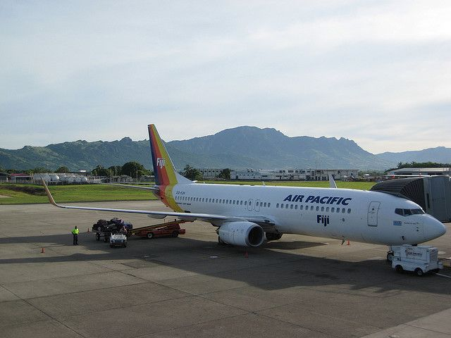 Nadi, Fiji airport | Interesting Places I Have Been