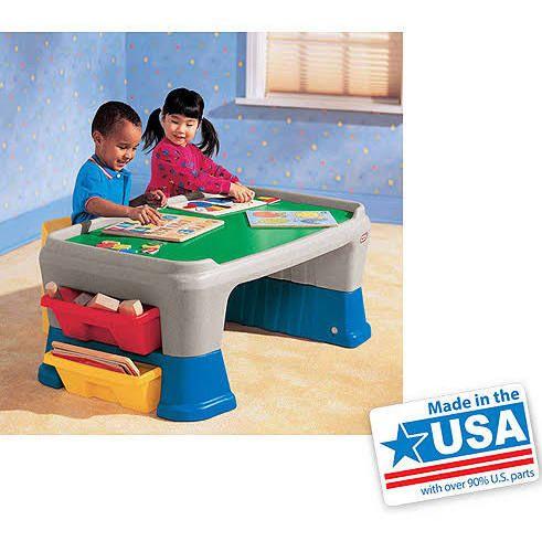 Little Tikes Easy Adjust Play Table Easy Adjust Play