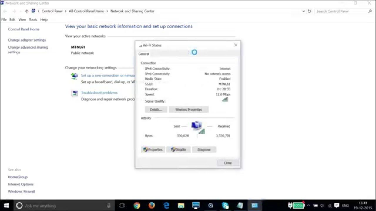 How To Find Your WiFi Password in Windows 10 ? (With