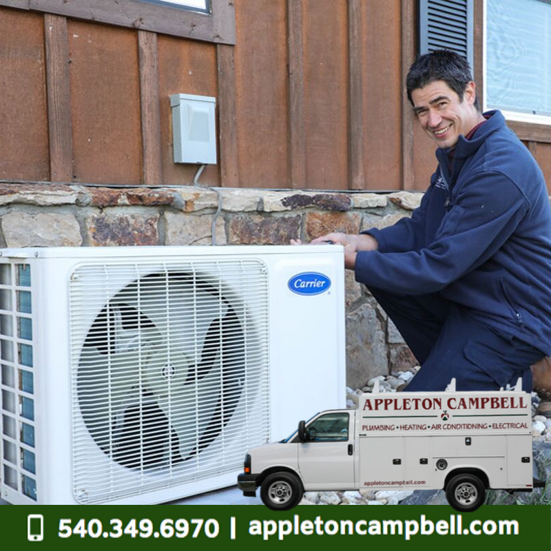 Virginia S Award Winning Plumbing Heating Air Electrical Specialists Trusted Over 40 Years Heat Pump Hvac Electrician