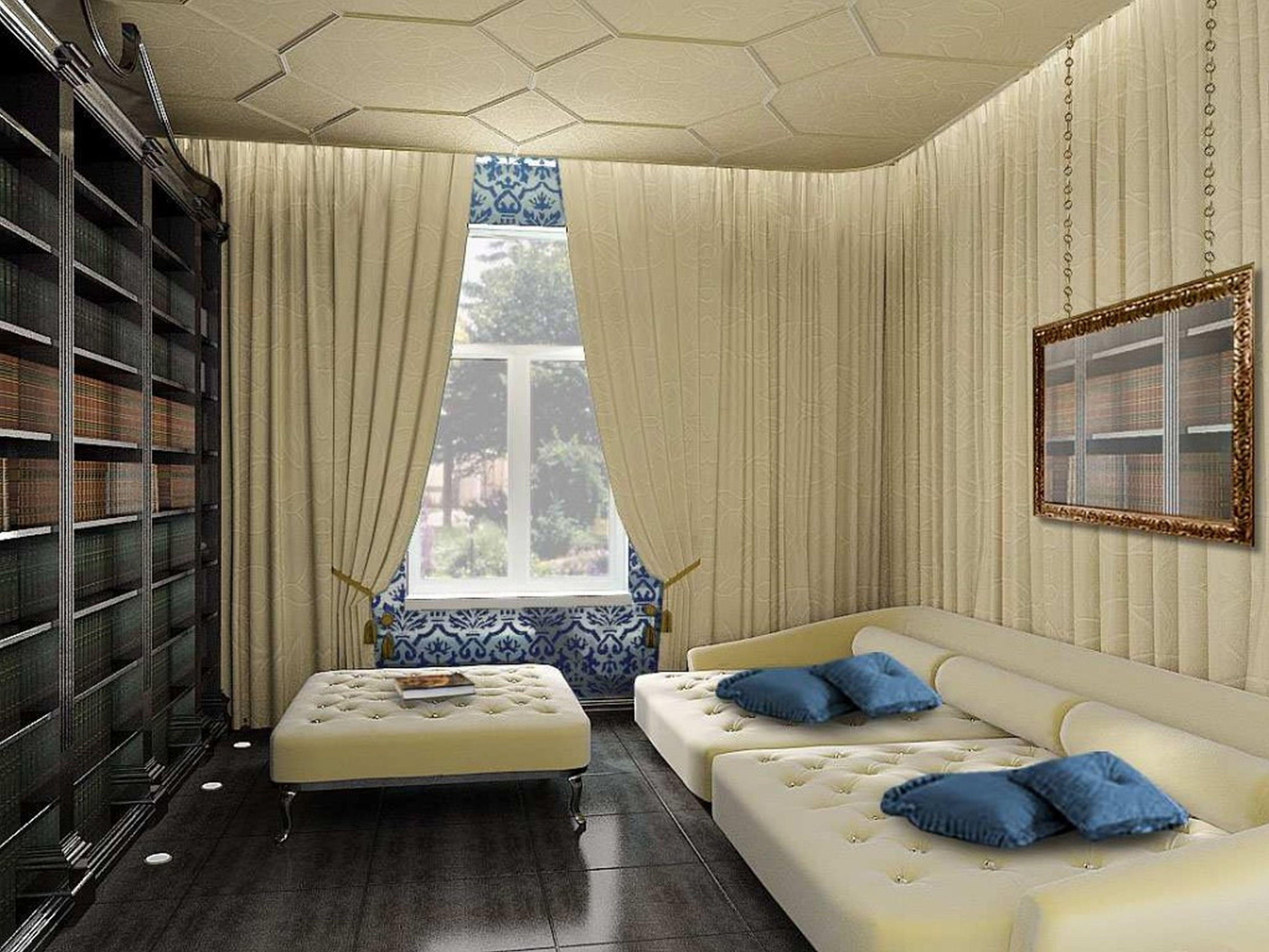 Luxus Schlafzimmer Design Mit Bequemen Sofa Bett Und