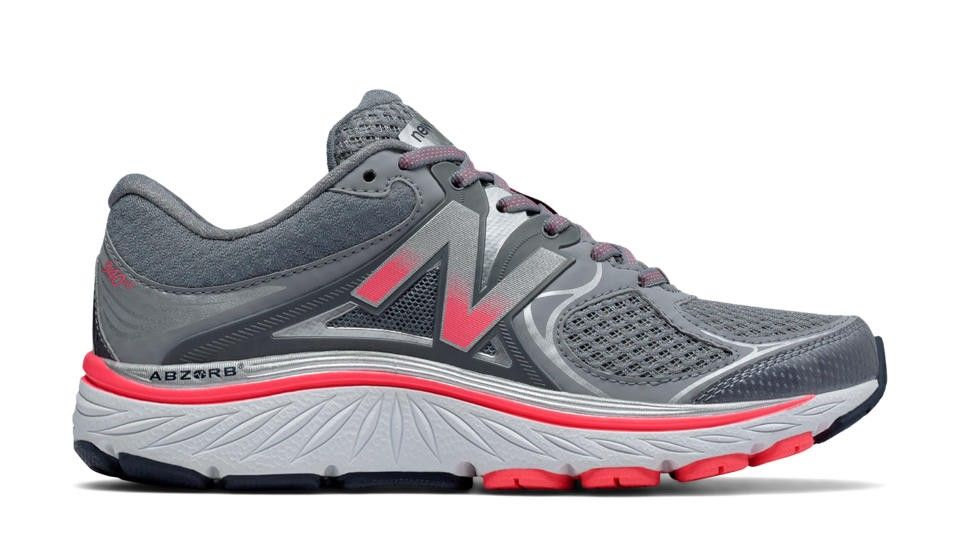 New Balance 940v3 In Silver With Guava