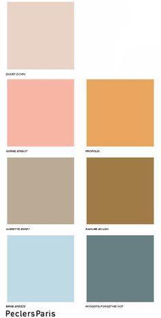 Peclers Paris Grace Color Trend Ss 2019 Trends Trendfarben
