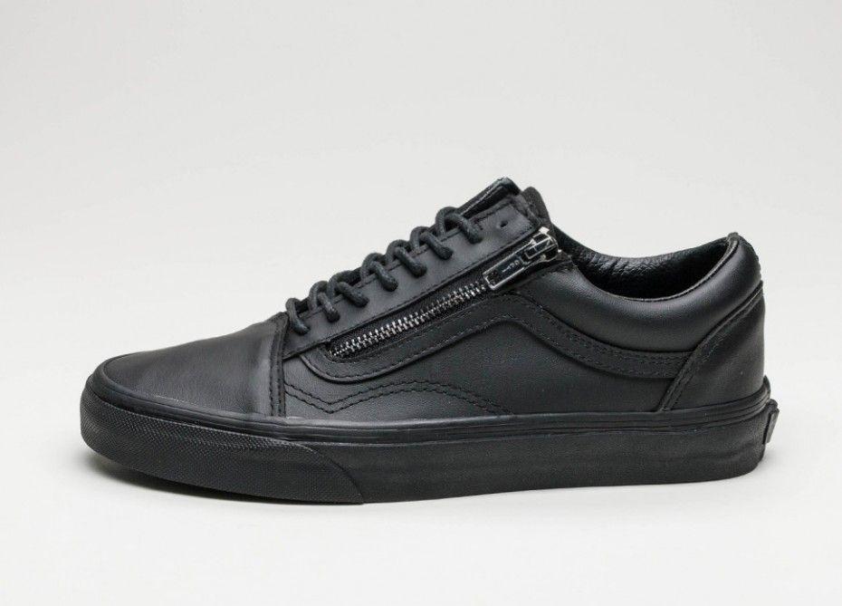 Vans Old Skool Zip *Gunmetal | Vans old skool, Vans, Sneakers
