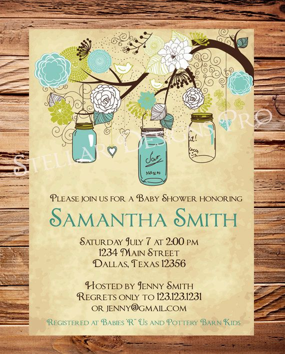 Vintage baby shower invitation vintage mason by stellardesignspro vintage baby shower invitation vintage mason by stellardesignspro 2100 stopboris Images