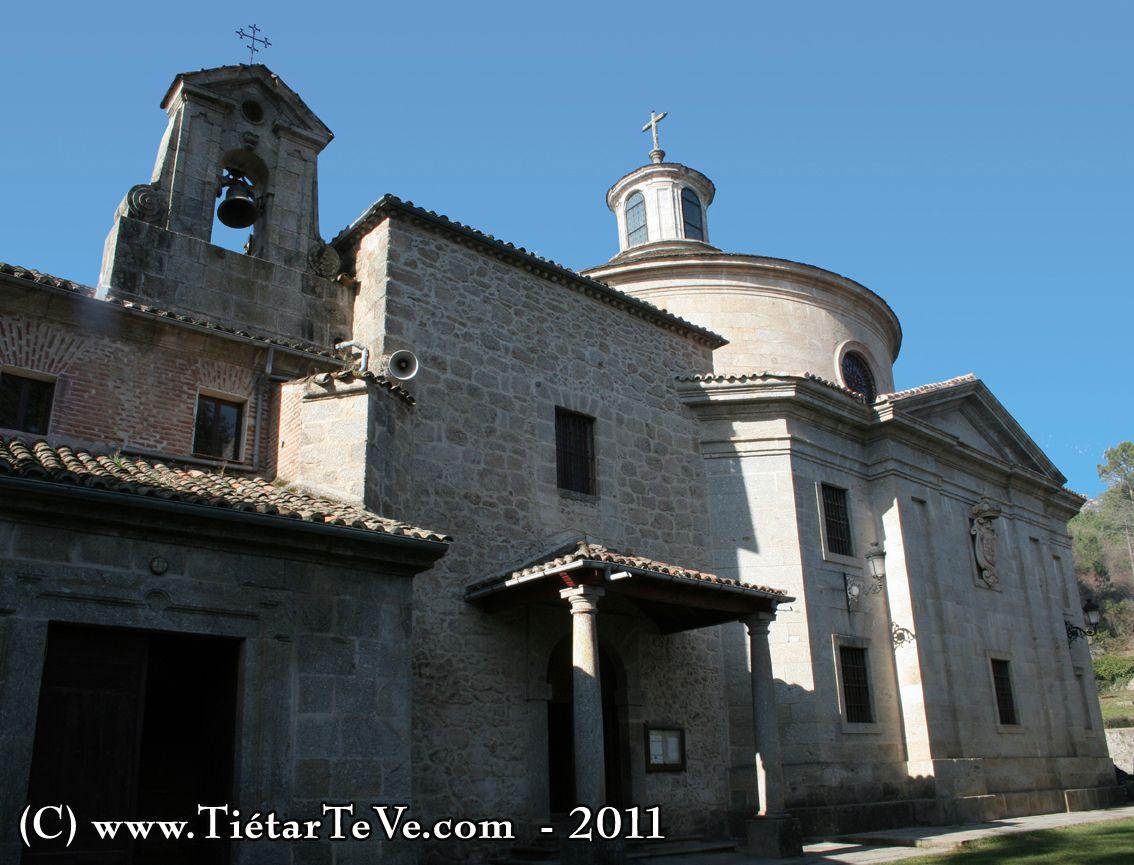Monasterio de San Pedro de Alcántara. Arenas de San Pedro. Ávila ...