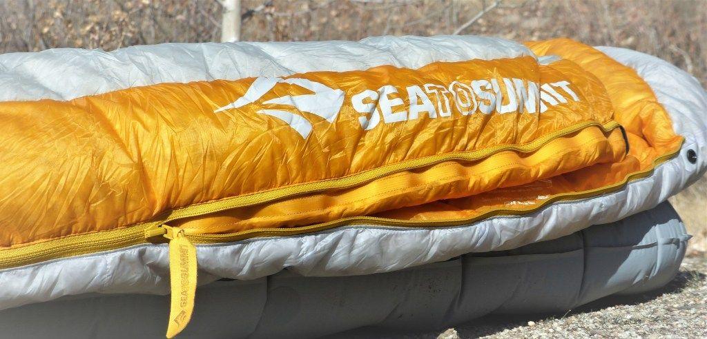 2020 spark sleeping bag review light warm backwoods