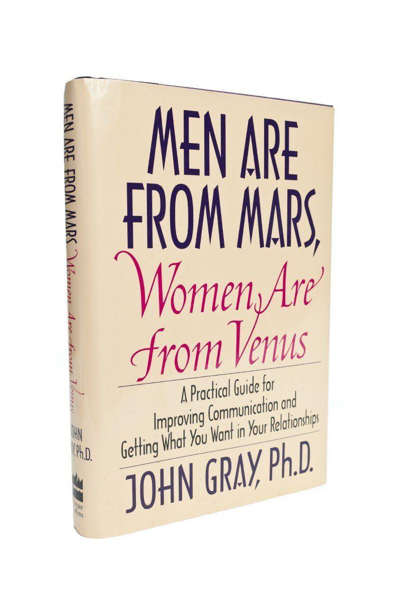 Relationship books for men