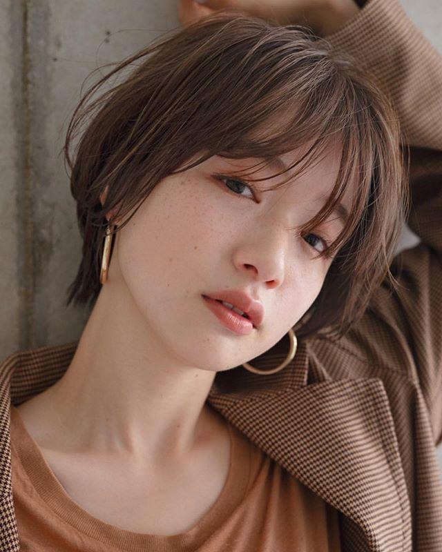 いしだ ちひろ Ichi Da Instagram写真と動画 短い髪のための
