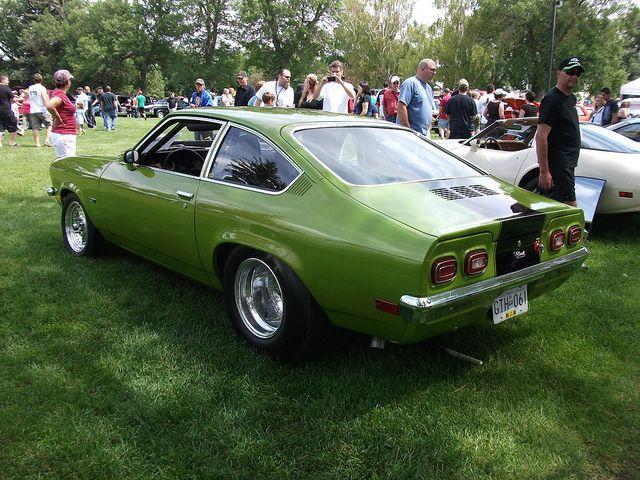 1972 Chevrolet Vega Chevrolet Vega Chevy Muscle Cars Vintage