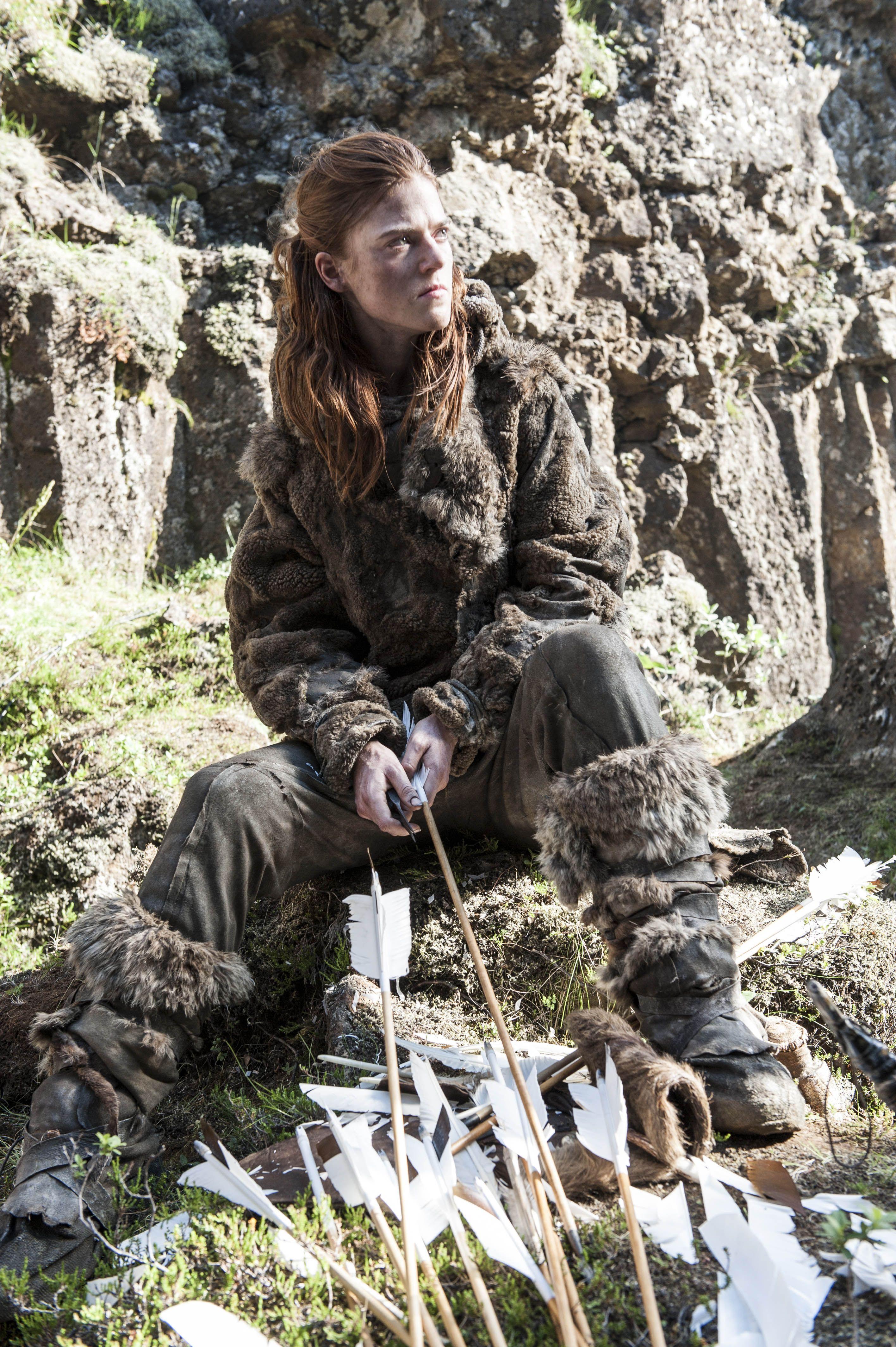 Game of Thrones Season 4 Episode 1 Still Rose leslie