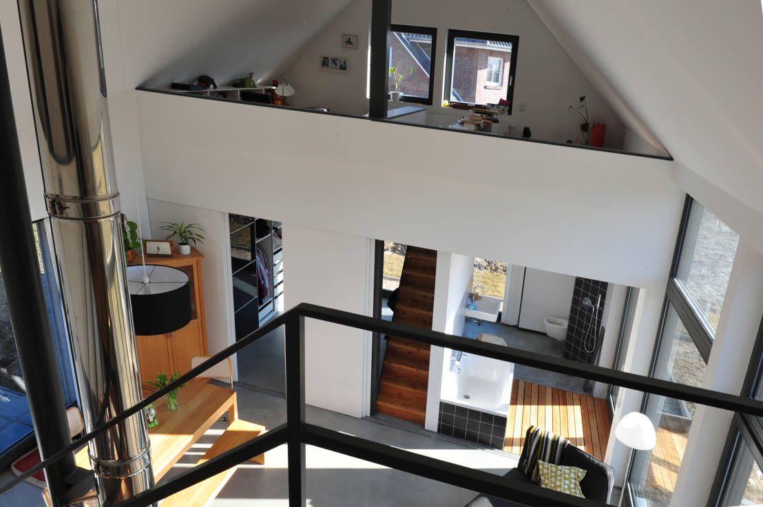 Wohnen in einer modernen Scheune | Mobiles, Design and In