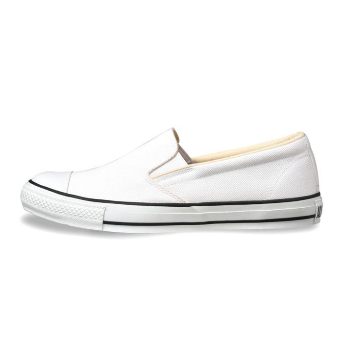 94e846fd39ded0 Converse slip-on CONVERSE ALL STAR COLORDENIM SLIP-ON  White  all-star  patterned…