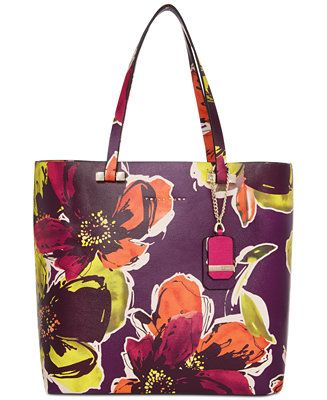 Trina Turk Las Palmas Tote Handbags Accessories Macy S