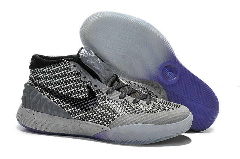 7df1f435ce75 Nike Kyrie 1 All Star Pure Platinum Multi Black Reflective Silver 742547 090