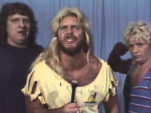 Fabulous Freebirds Promo (09-14-1985)   Pro wrestling, Youtube, Wrestling