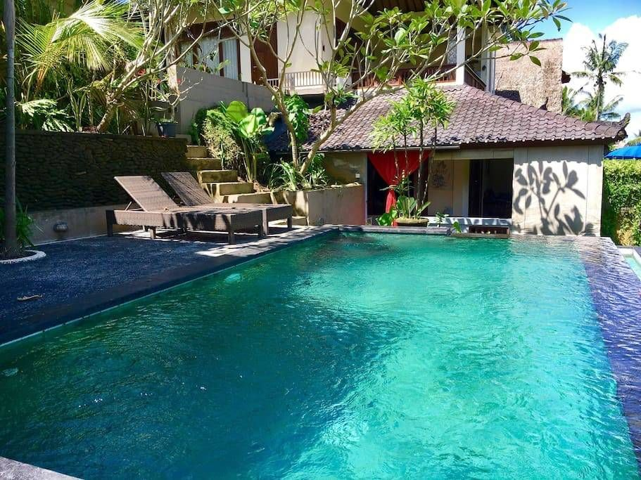 Offer 1bedroom View Rice Terass Pool Breakfast C With Images Pool Renting A House Ubud