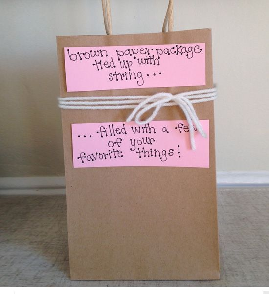 50+ Awesome Valentines Gifts for Him | Brown paper packages, DIY ...