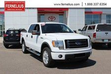 Used 2010 Ford F-150 FX4 White Truck