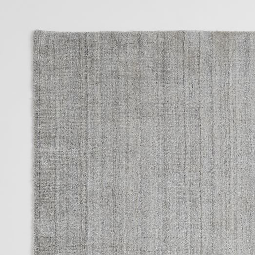 Hand Loomed Shine Rug Blue Lagoon: Living Rooms, Room And Bedrooms