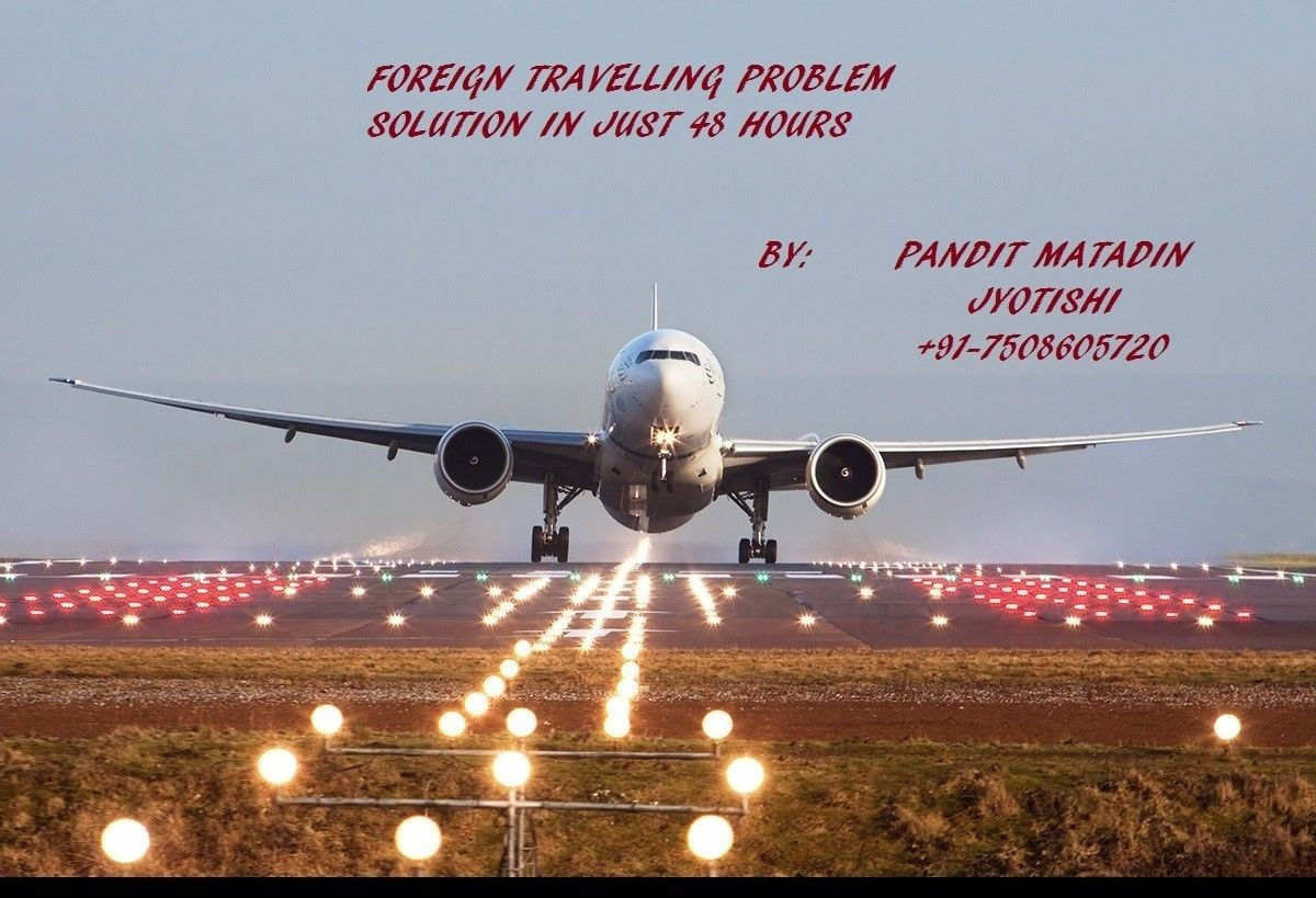Foreign travelling,Abroad settlement Problem Solution by