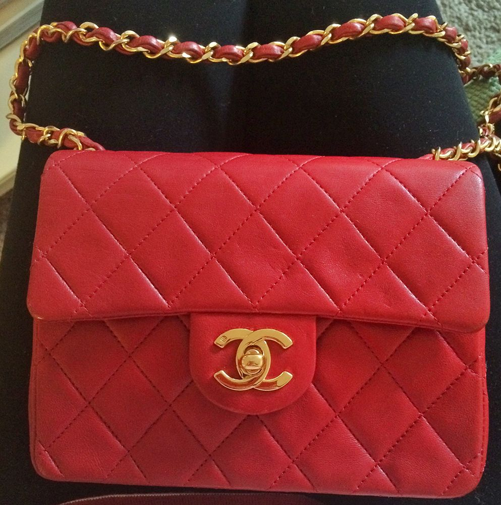 Chanel handbag superb vintage chanel bag vintage leather - Itty Bitty Chanel Mini Bags Have Captured The Hearts Of Our Purseforum Members