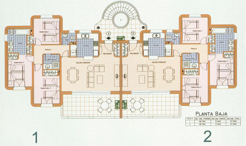 Floor Plans Villas Spanish Villa Floor Plans Monte Pego Villas Stunning Spanish Villas House Plans Resort Plan Floor Plans