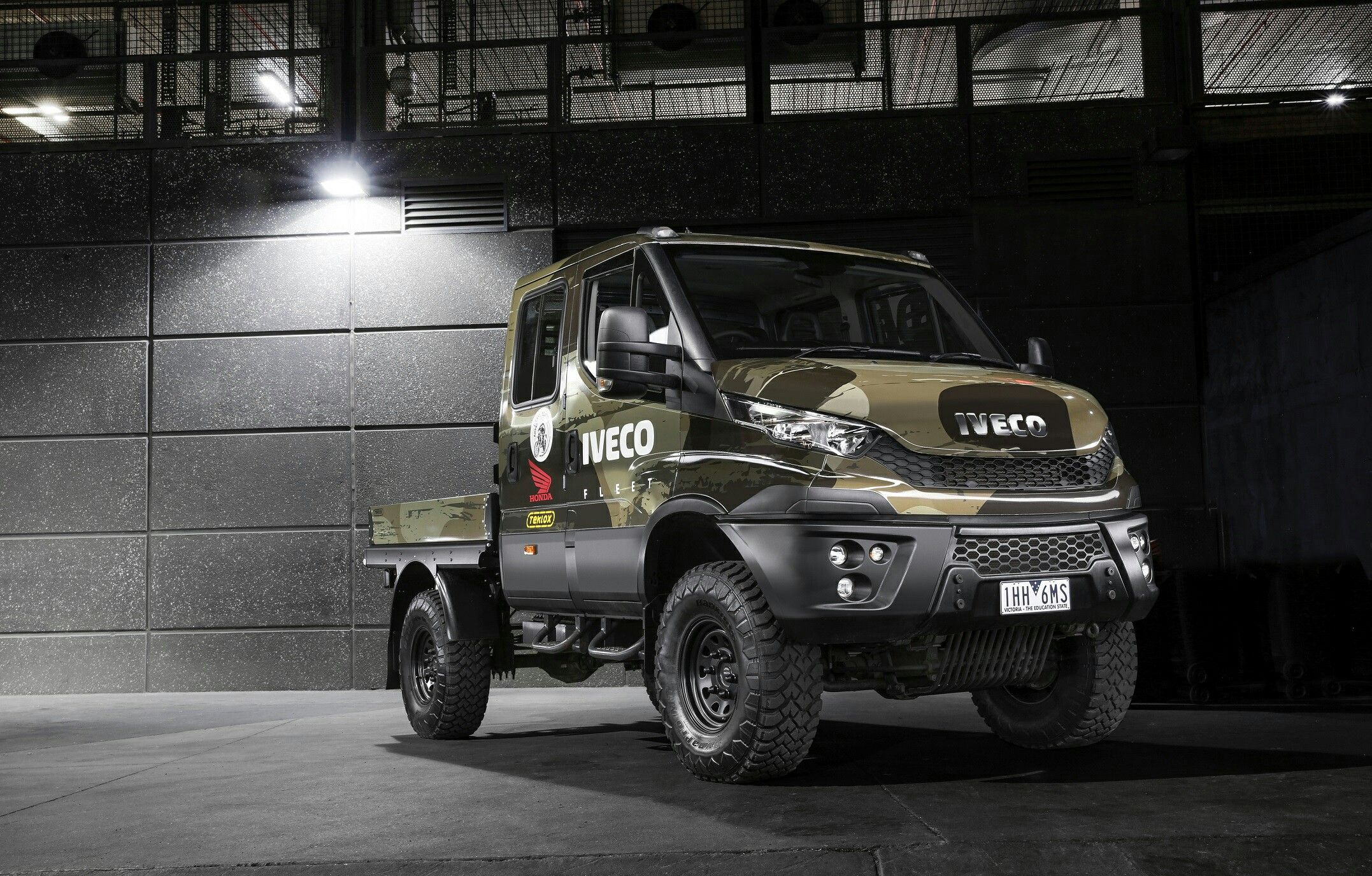 Iveco Everyday 4x4 https://www.iveco.com.au/product/daily-4-x-4 ...