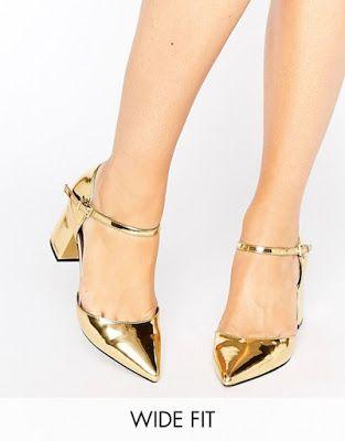 Zapatos de Tacon bajo Fiesta para de dama wwaqr
