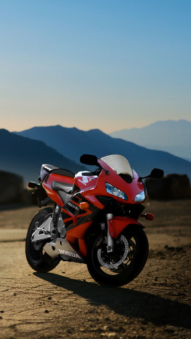Honda CBR 600rr Wallpaper For IPhone 5