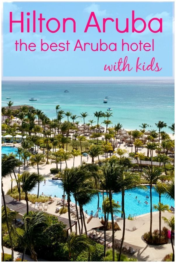 A Caribbean Hotel For Families