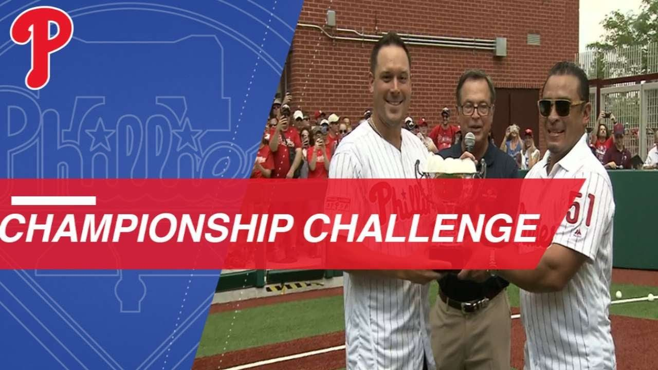 Final round of the Phillies' Championship Challenge