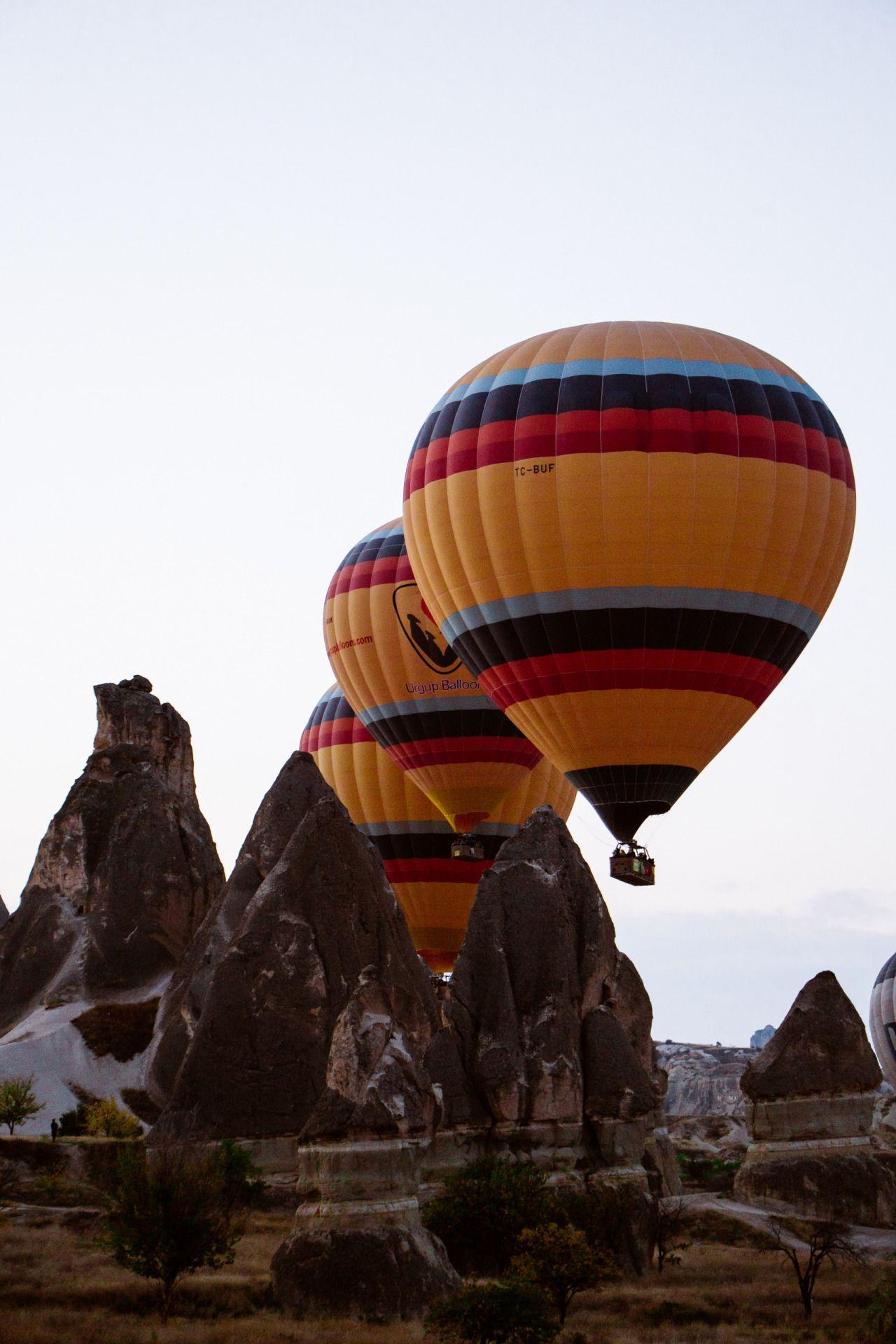 Nevşehir, Turkey Flying balloon, Hot air ballon, Air ballon