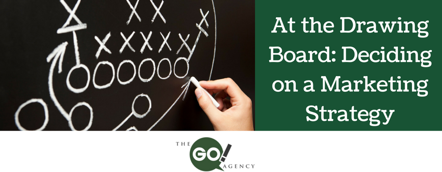 At the Drawing Board: Deciding on a Marketing Strategy    http://ow.ly/i6yu30aOmYh