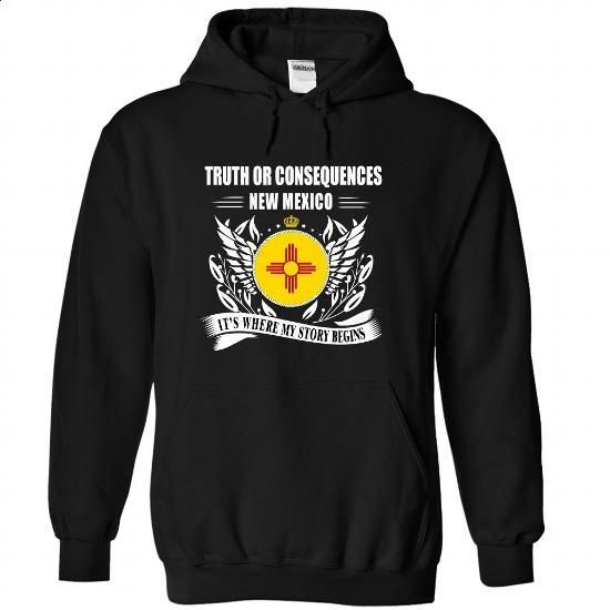 Truth or Consequences - Its where my story begins - vintage t shirts #crewneck sweatshirts #best t shirts